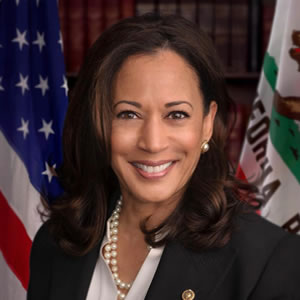 A number 2, Kamala Harris (20/10/1964) is in her 56th (2) year!