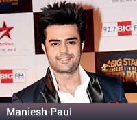 maniesh paul